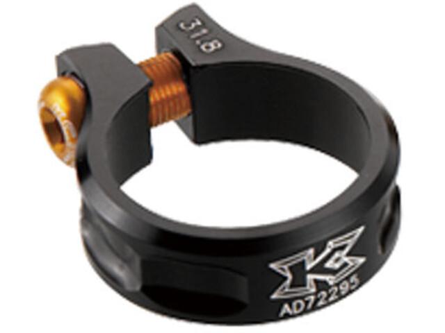 KCNC MTB Sattelklemme Ø36,4mm schwarz